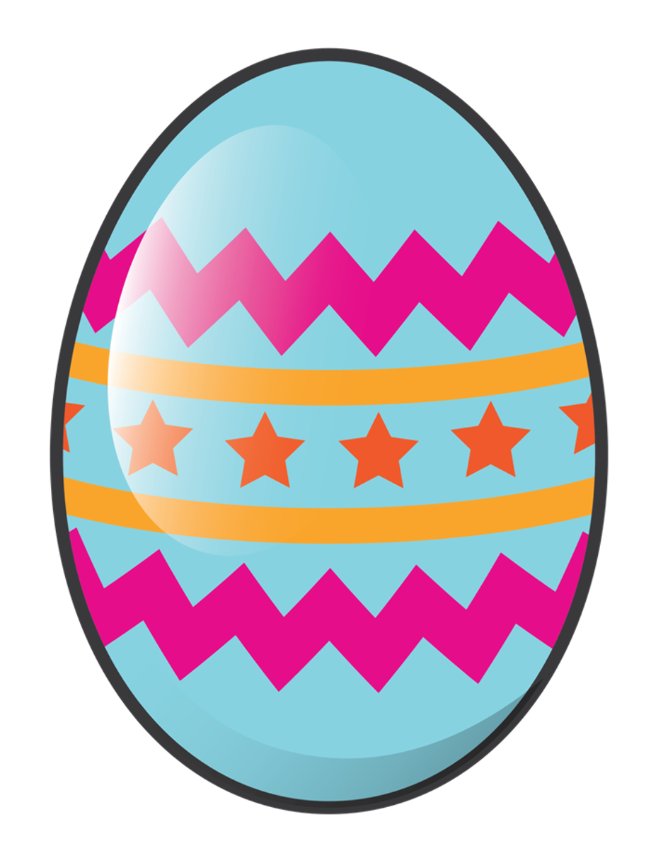 Download High Quality easter egg clipart colorful ...