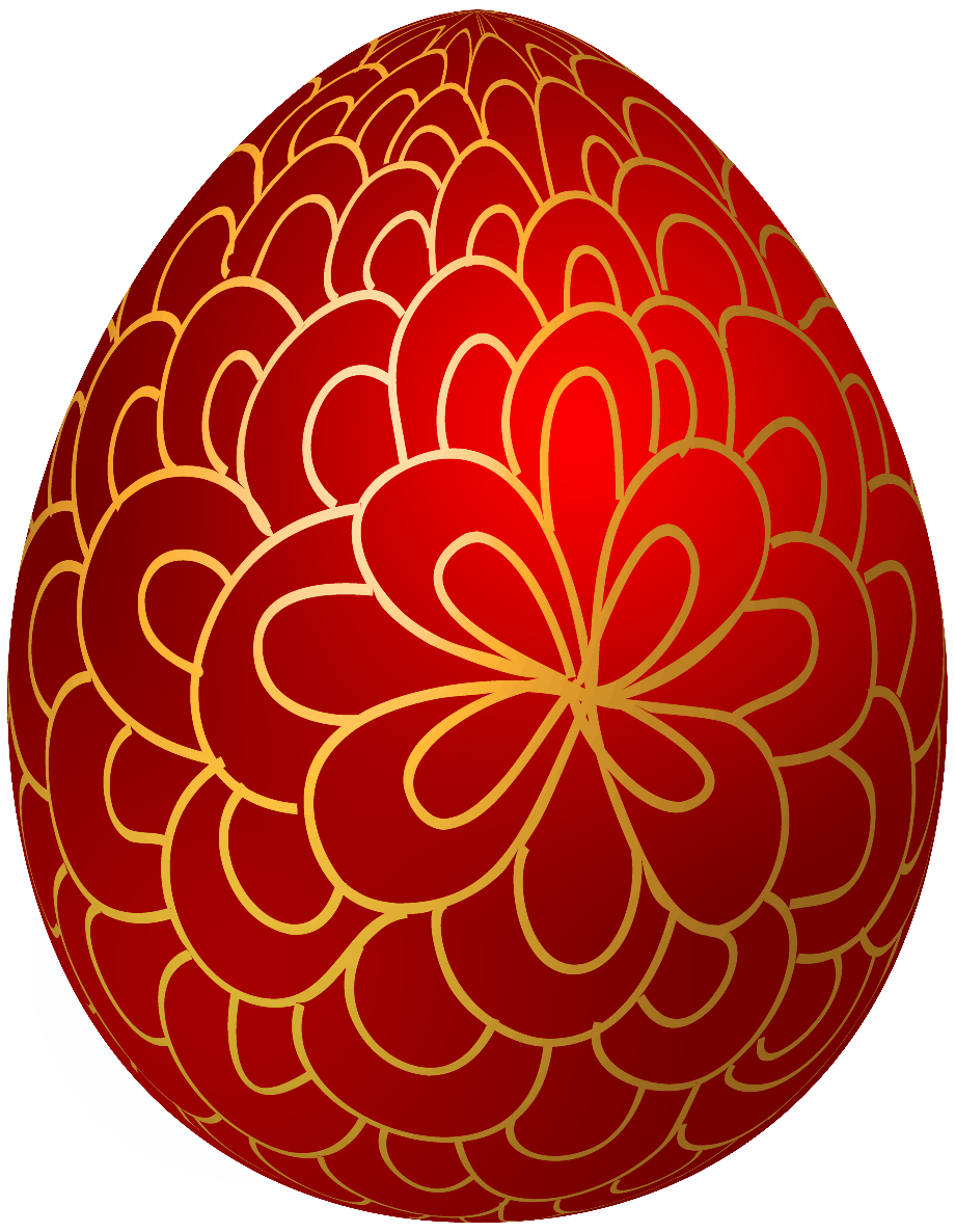 Download High Quality easter egg clipart decorated ...