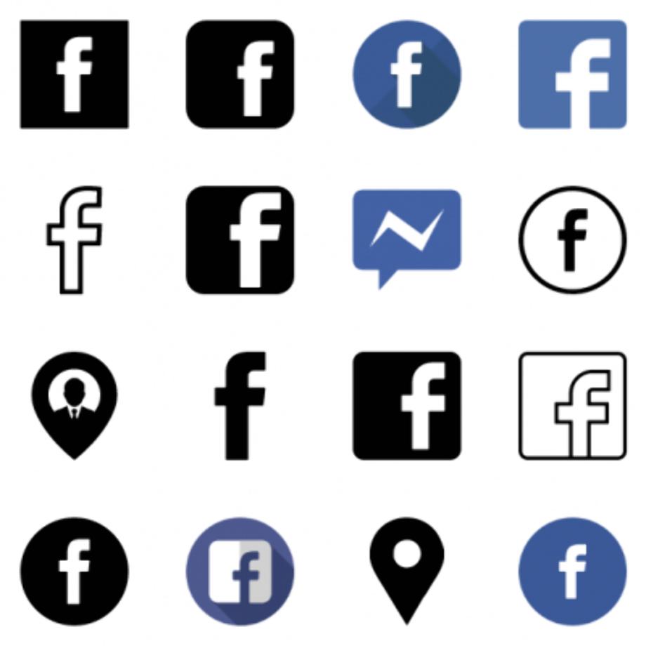 Facebook logo symbol