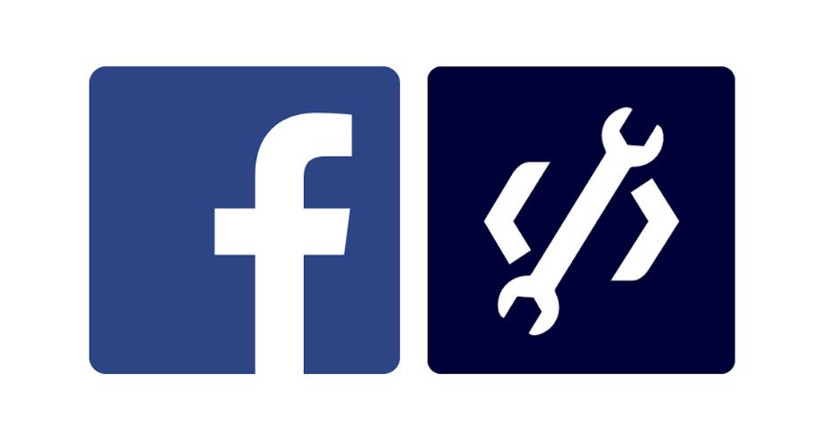 Facebook logo symbol social