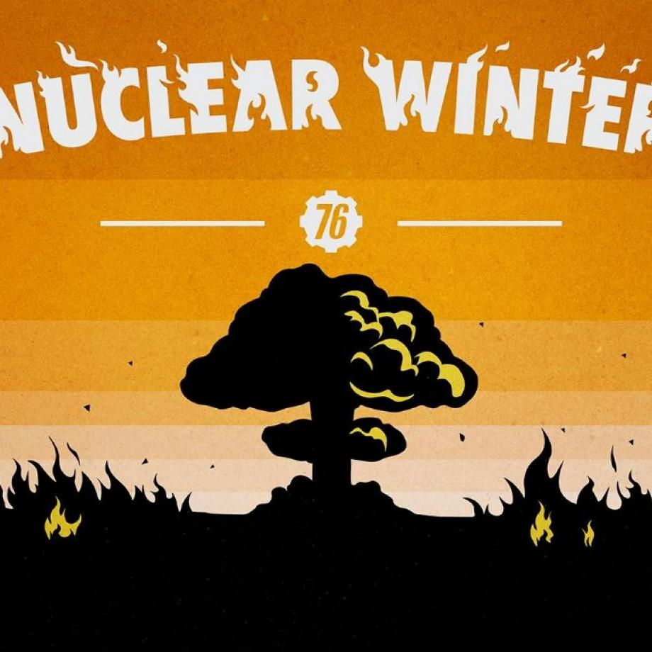 Fallout logo nuclear