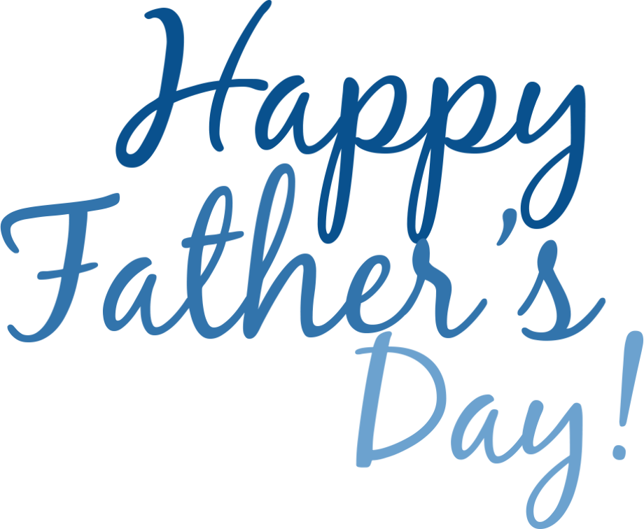 Fathers day clipart dad happy