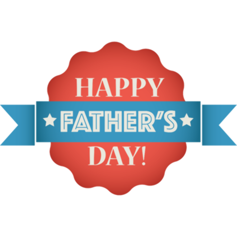 Fathers day clipart image