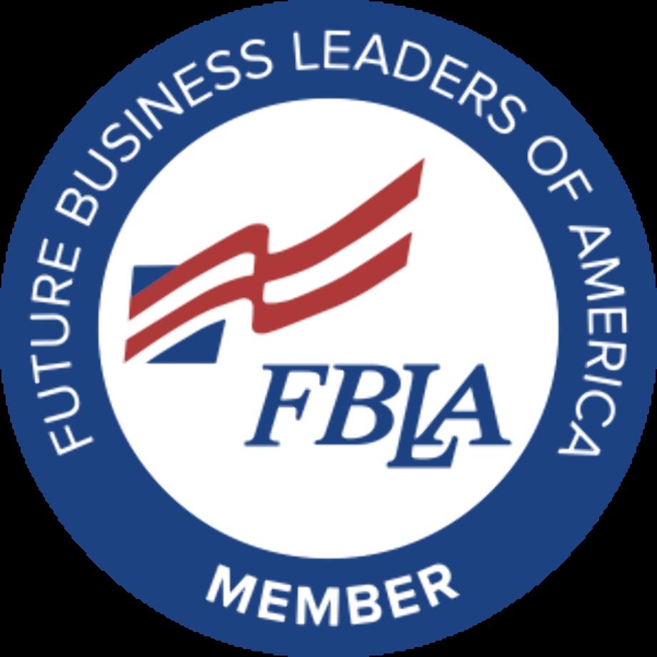 Fbla logo symbol discounts