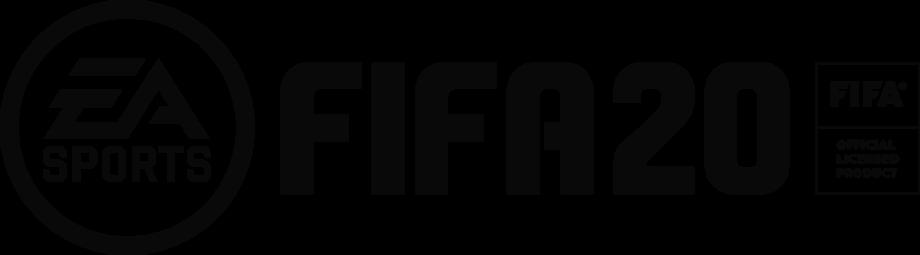 Fifa logo white
