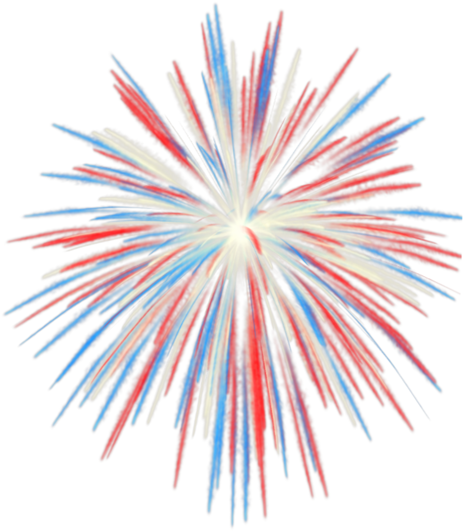 4th of july clipart clear background