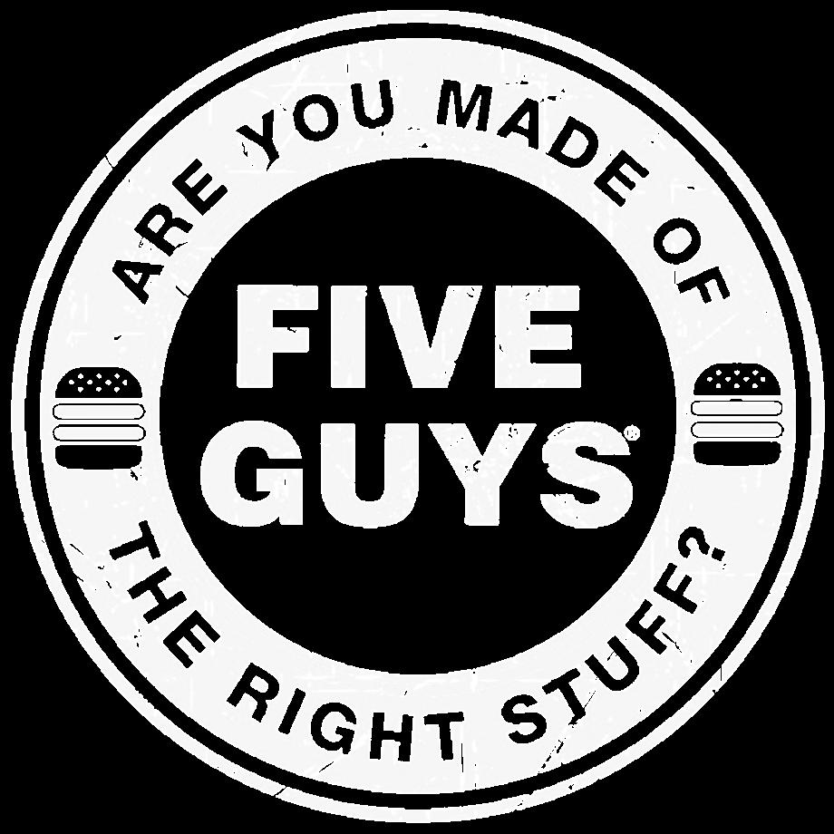Five guys logo symbol