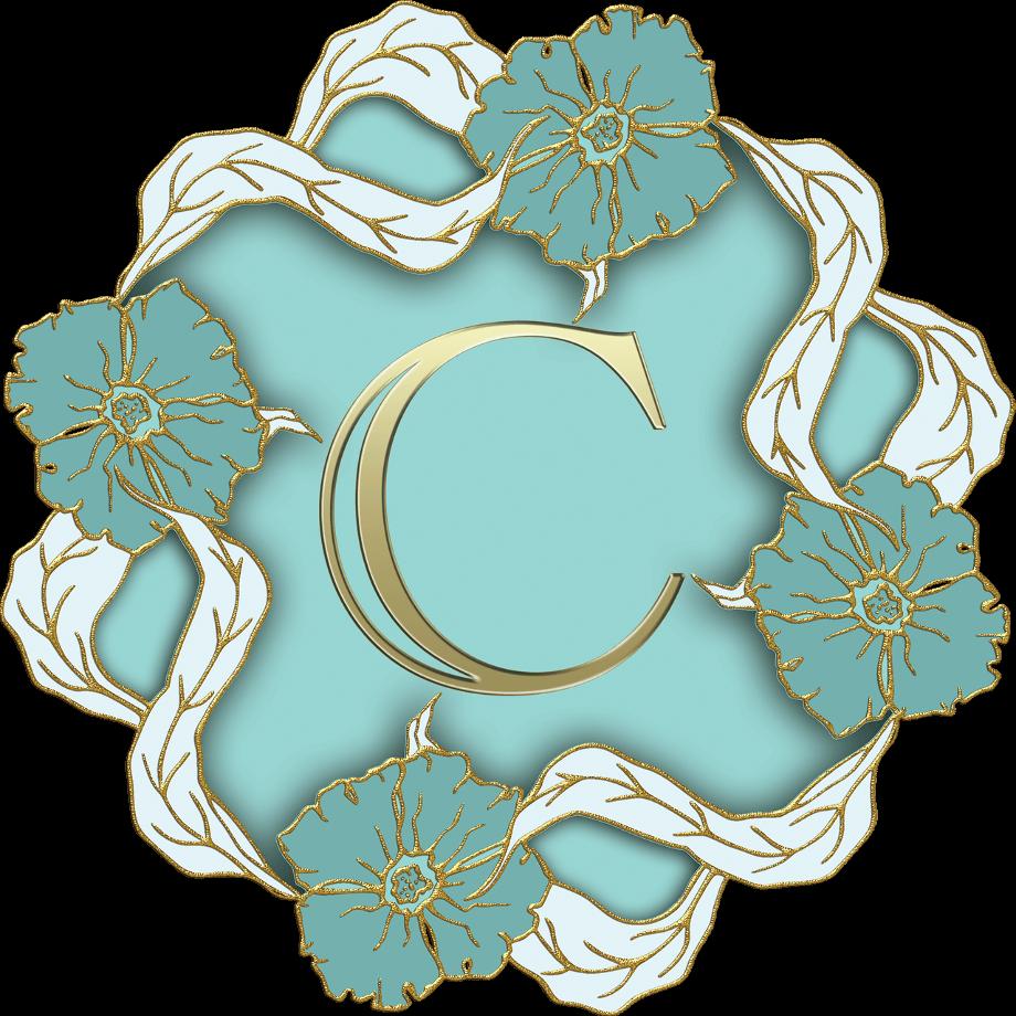 Download High Quality Flower Clipart Alphabet C