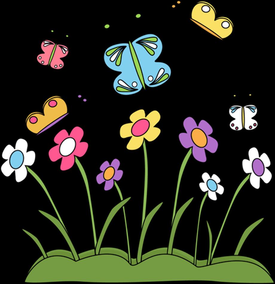 spring clipart preschool
