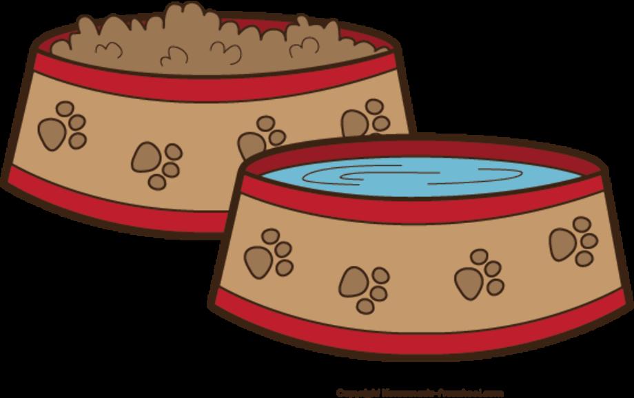 Food clipart animal dog