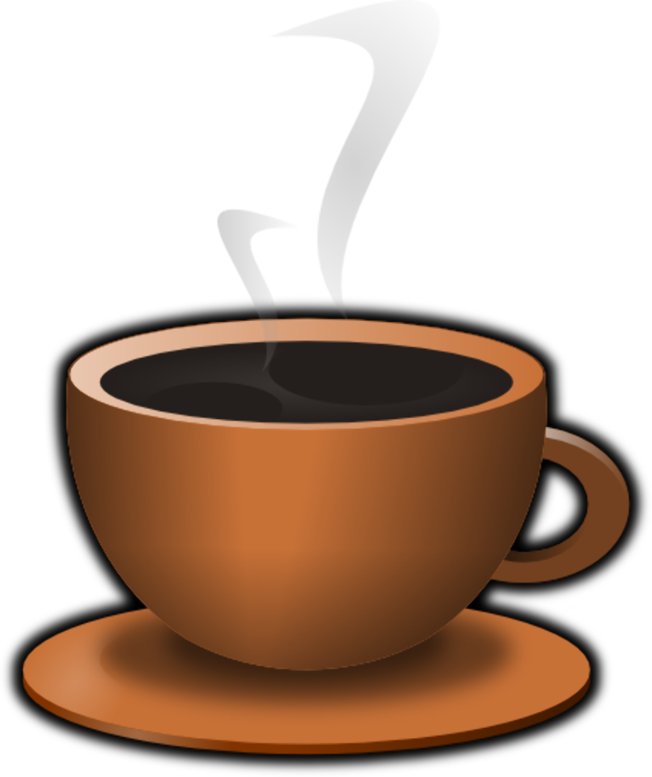 coffee clipart animated