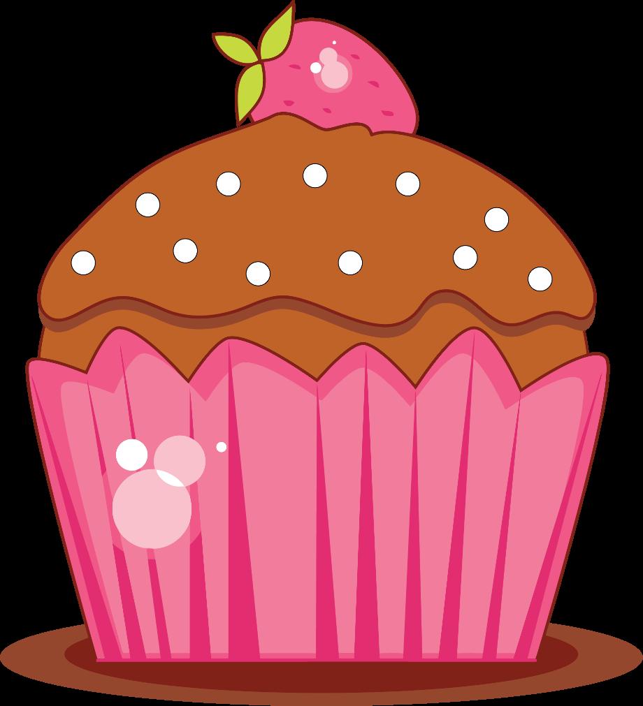 cupcake clipart transparent background