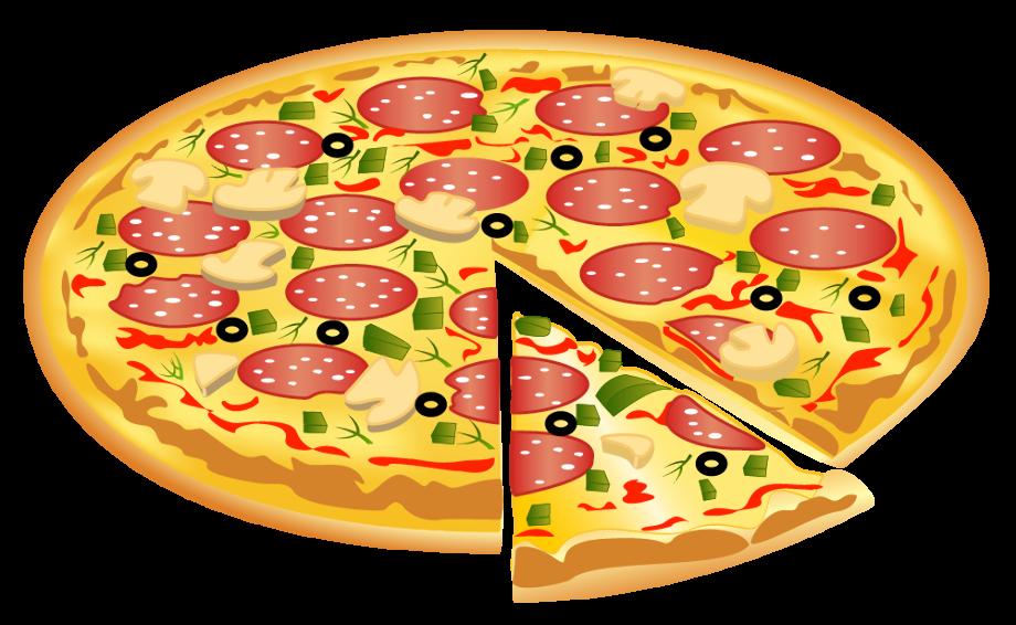 Картинка английский пицца