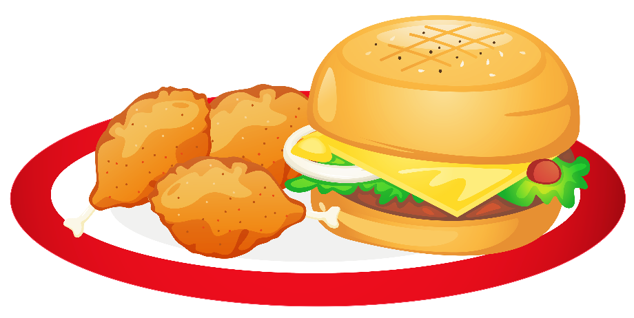 Food clipart lunch
