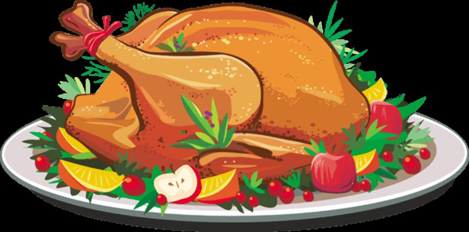 Turkey Clipart Food
