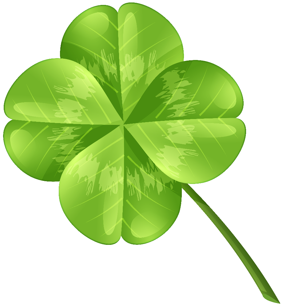 Download High Quality four leaf clover clipart high ...