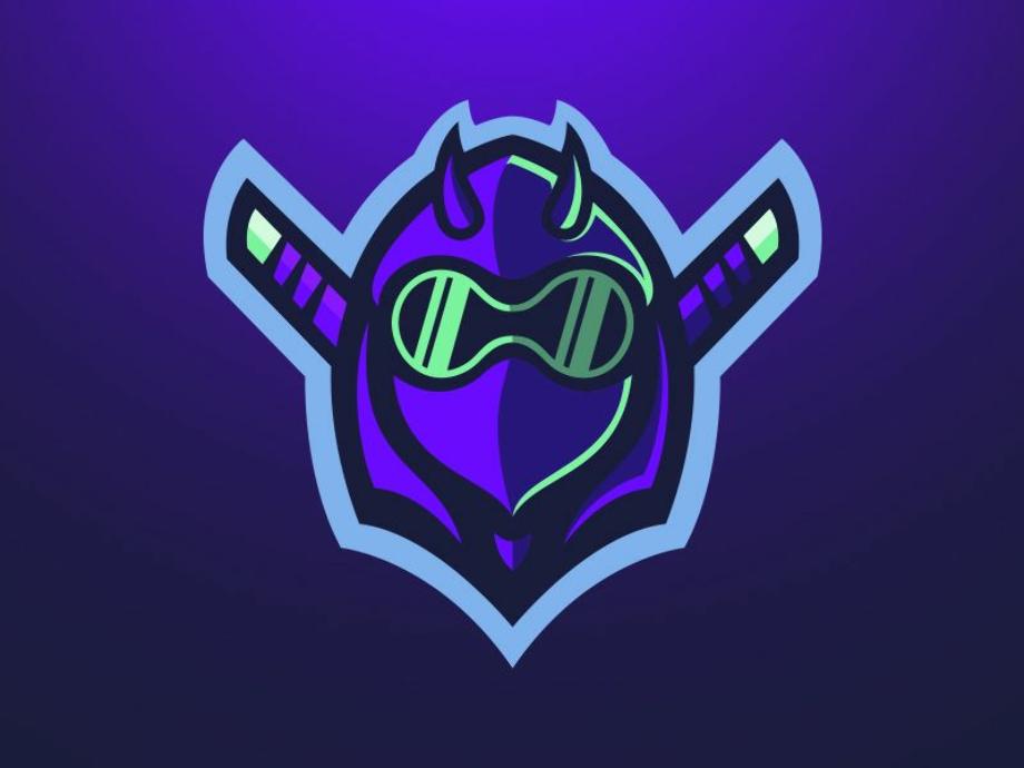 Gaming logo cool