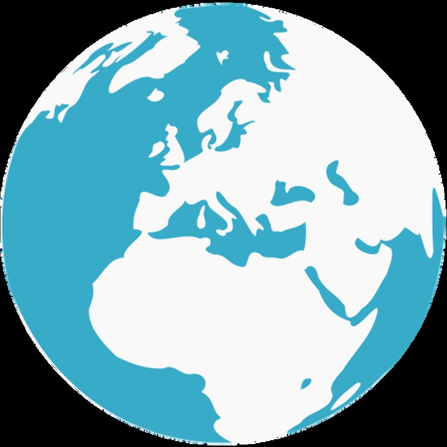 Globe clipart public domain earth