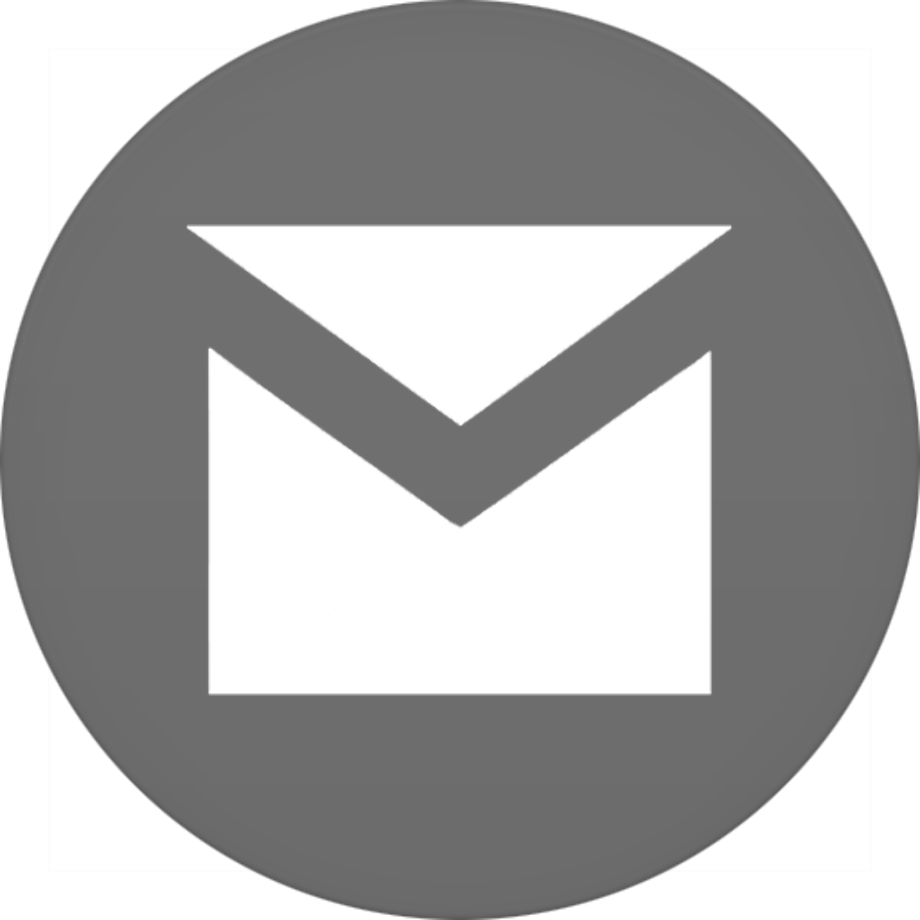 Download High Quality gmail logo grey Transparent PNG ...