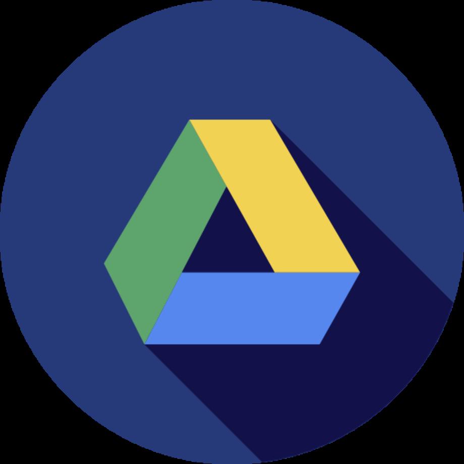Download High Quality google drive logo circle Transparent ...