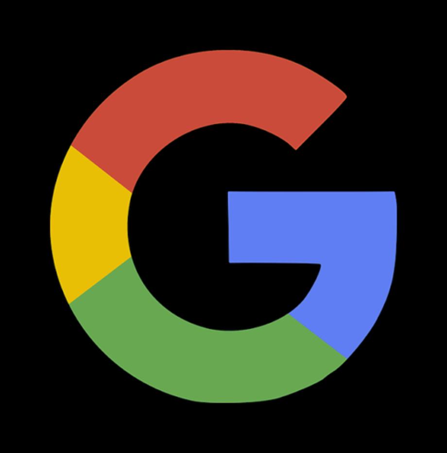 Download High Quality google logo transparent alphabet ...