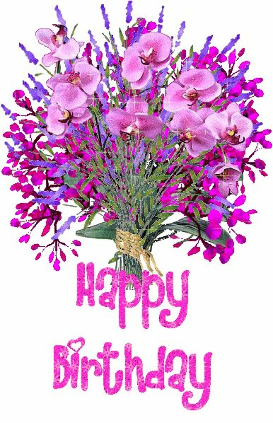download high quality happy birthday clipart flower