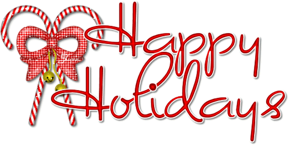 Download High Quality happy holidays clipart email ...
