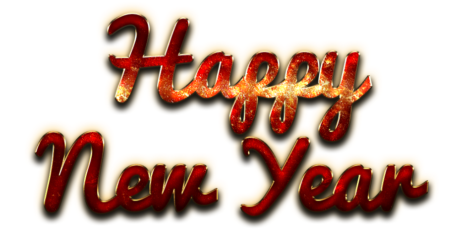 Download High Quality happy new year 2018 clipart ...