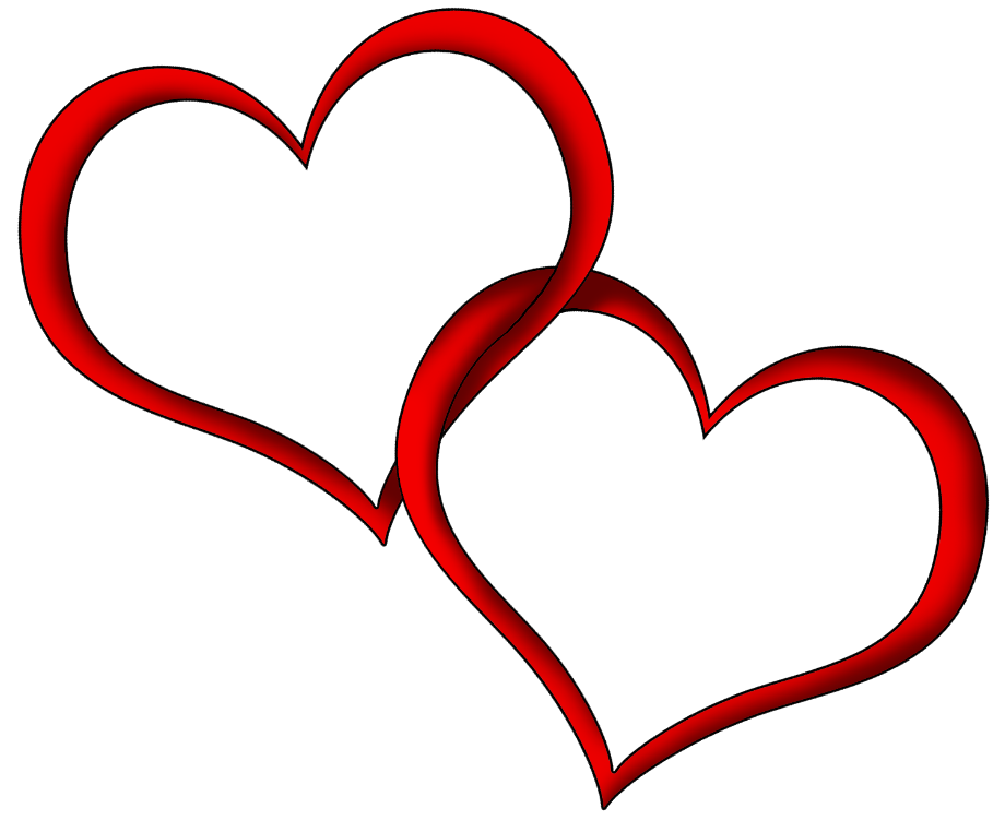 love clipart red