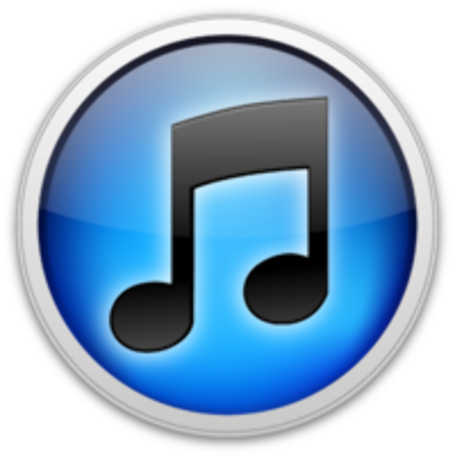 Itunes logo old apples