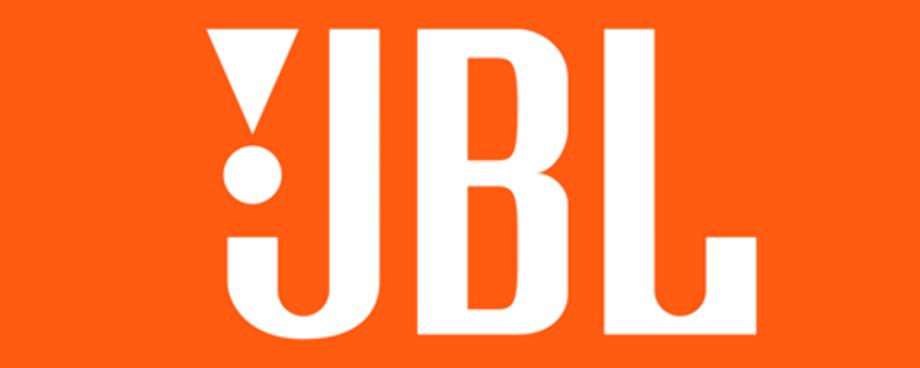 Jbl logo orange vendor