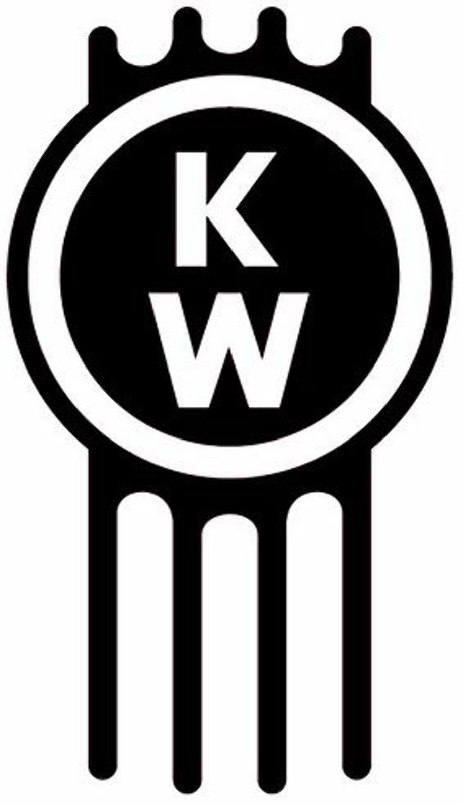 Kenworth logo decal
