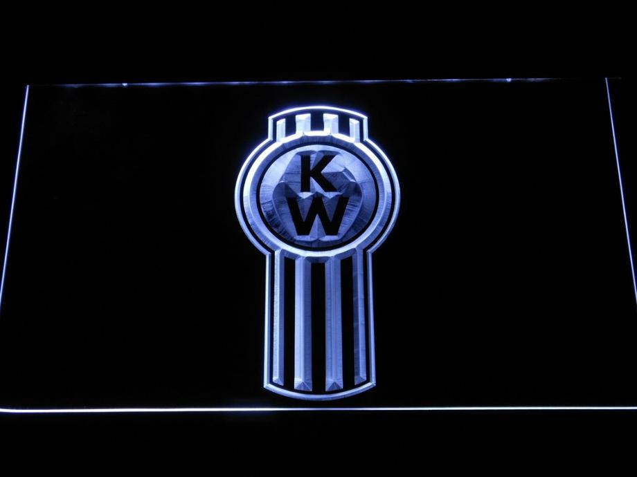 Download High Quality kenworth logo blue Transparent PNG ...
