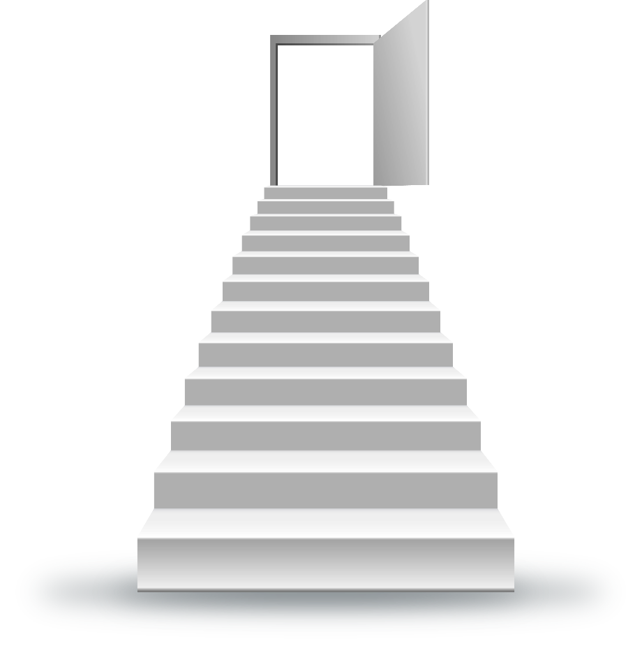 Ladder clipart stairs staircase