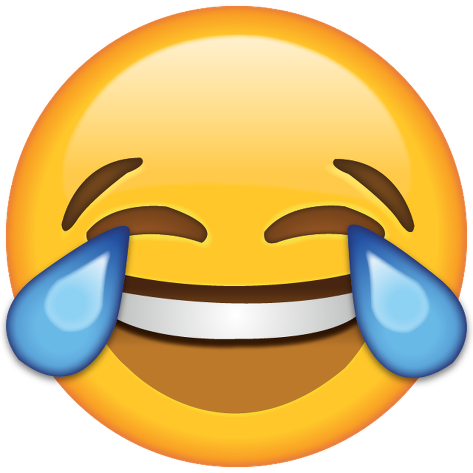 Download High Quality laughing emoji transparent dab ...