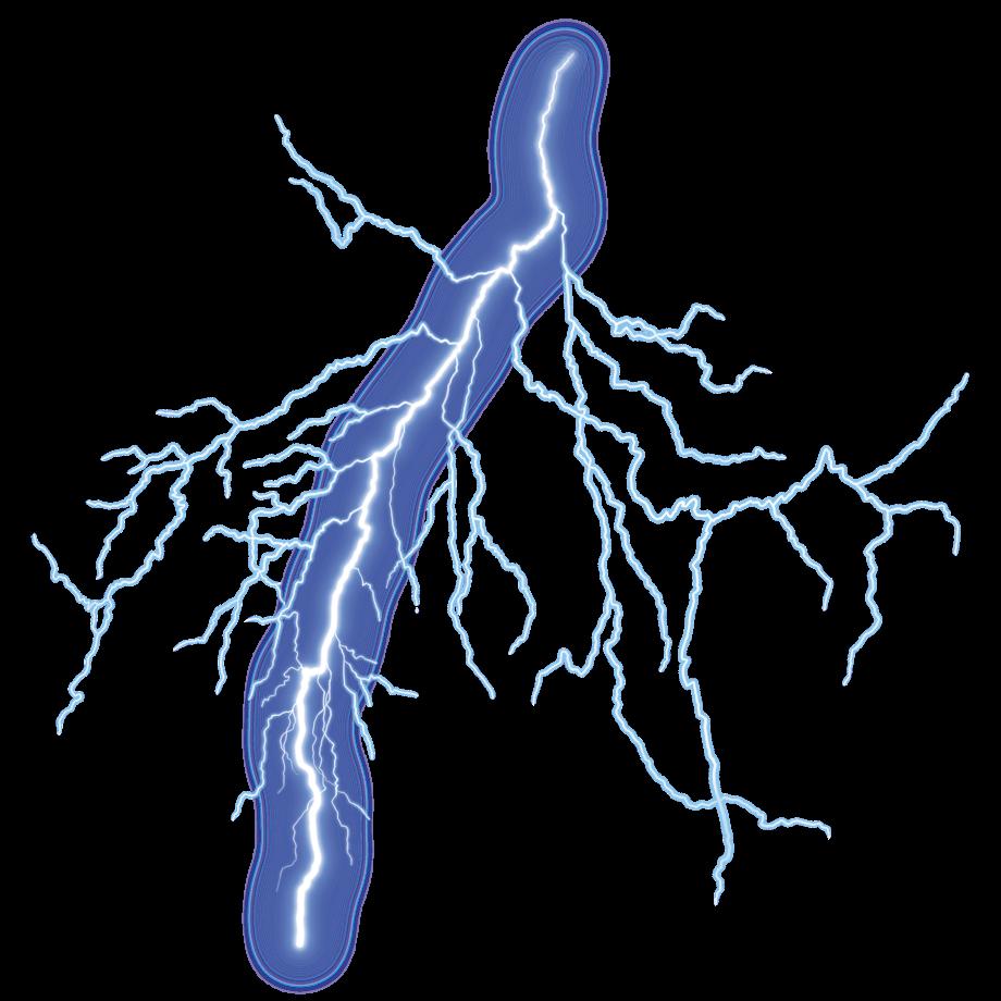 Download High Quality lightning transparent thunder ...
