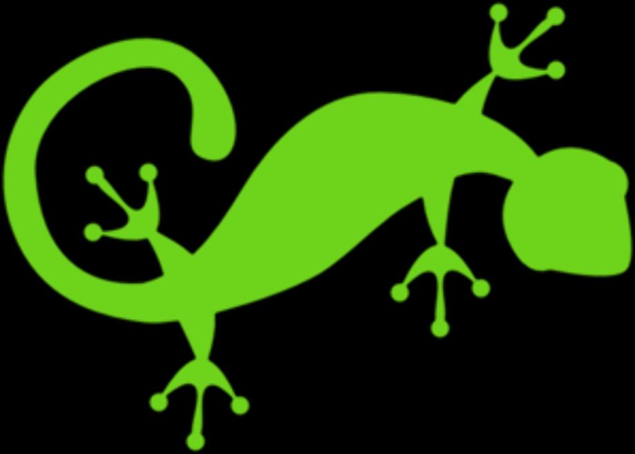 Lizard clipart cartoon free
