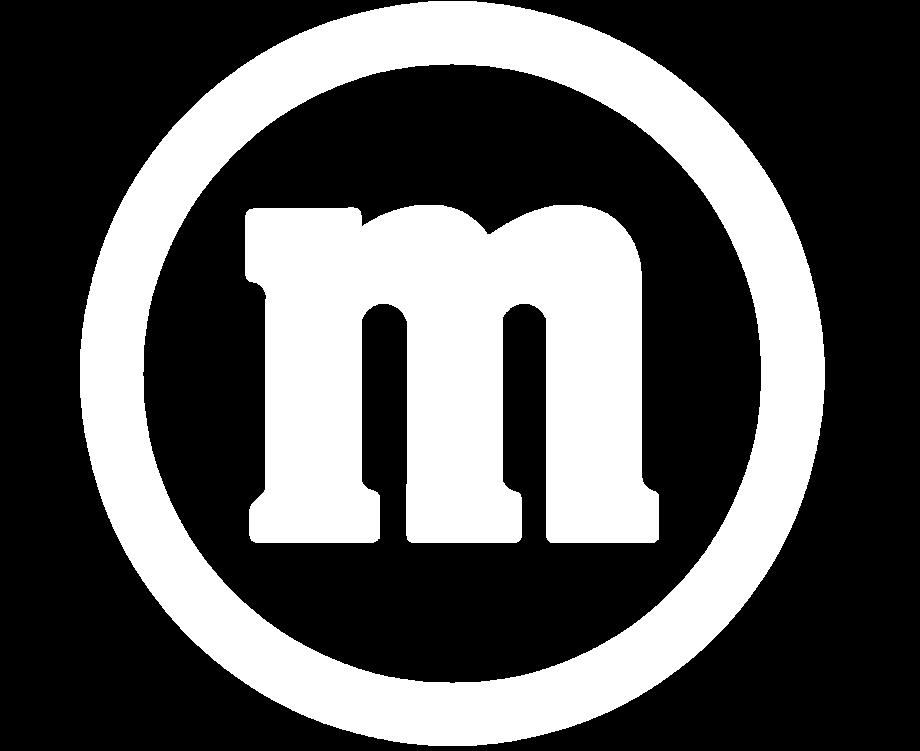 M&m logo symbol