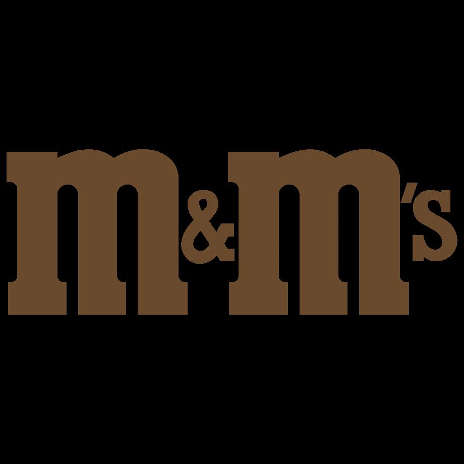 M&m logo symbol s