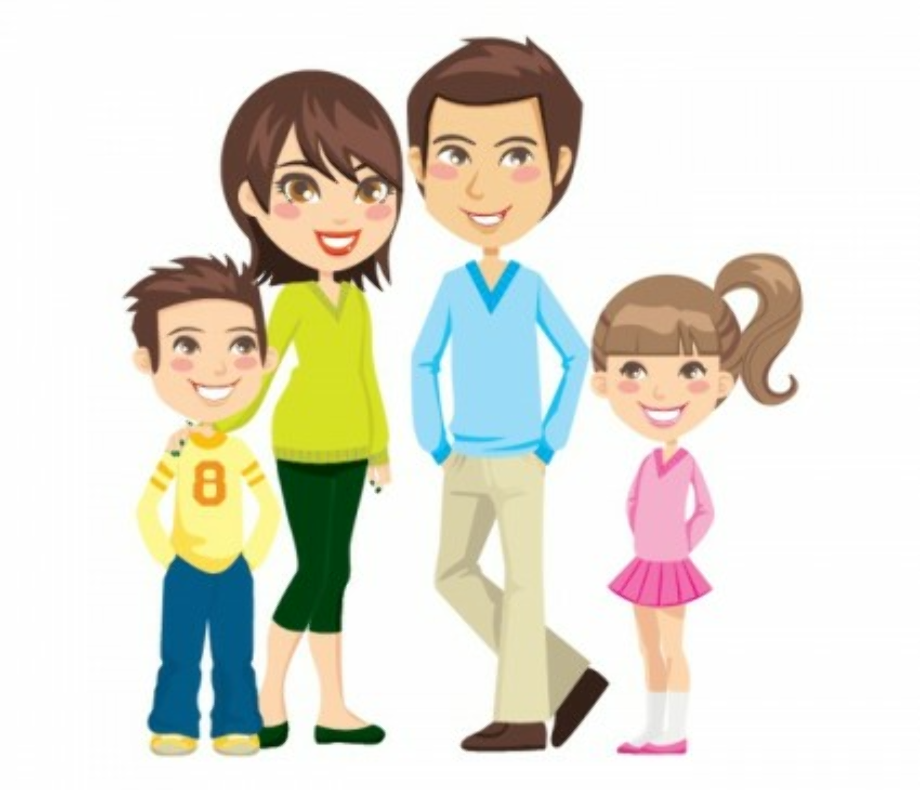 Download High Quality Mom Clipart Family Transparent Png