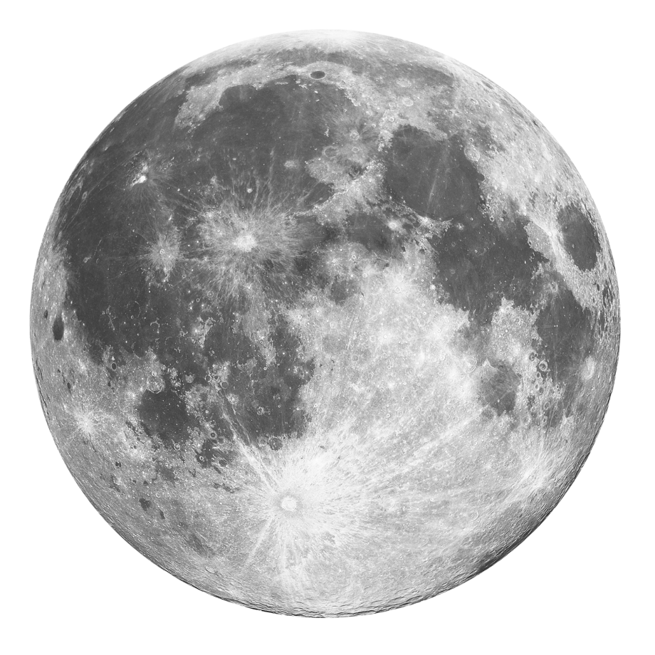 Download High Quality moon transparent background ...