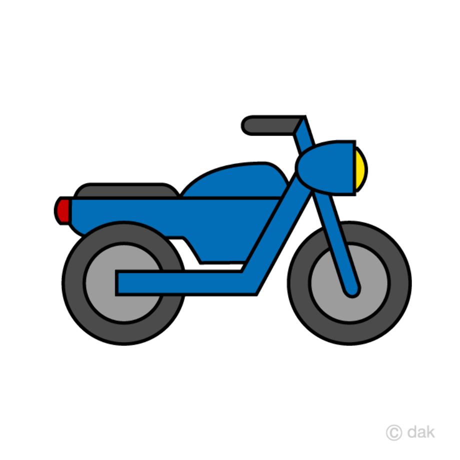 Motorcycle simple