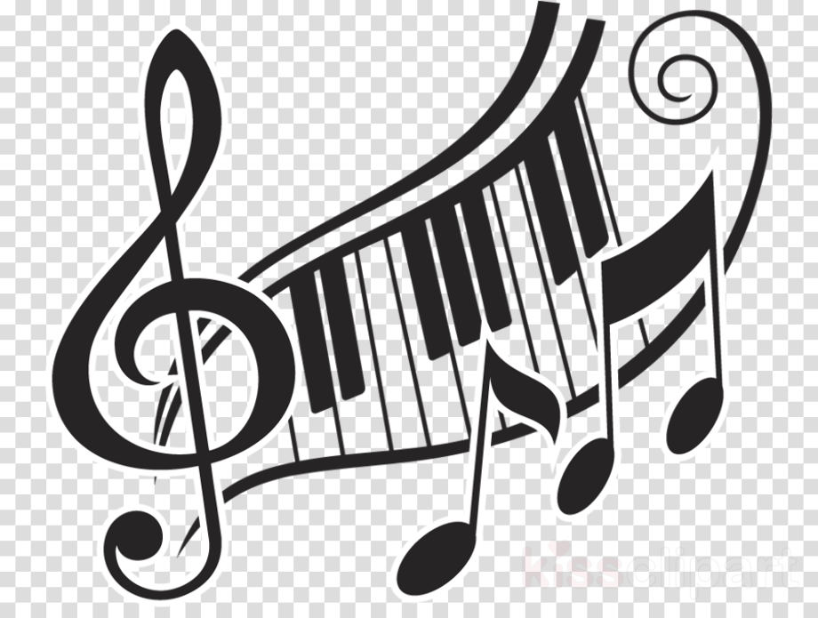 Download High Quality music notes clipart piano ...