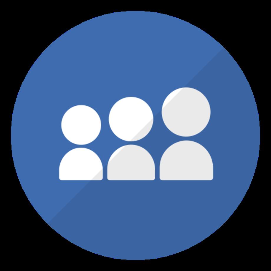 Myspace logo circle