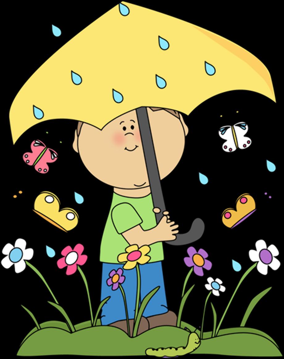 spring clipart cartoon