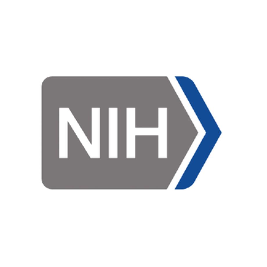 Nih logo symbol funding