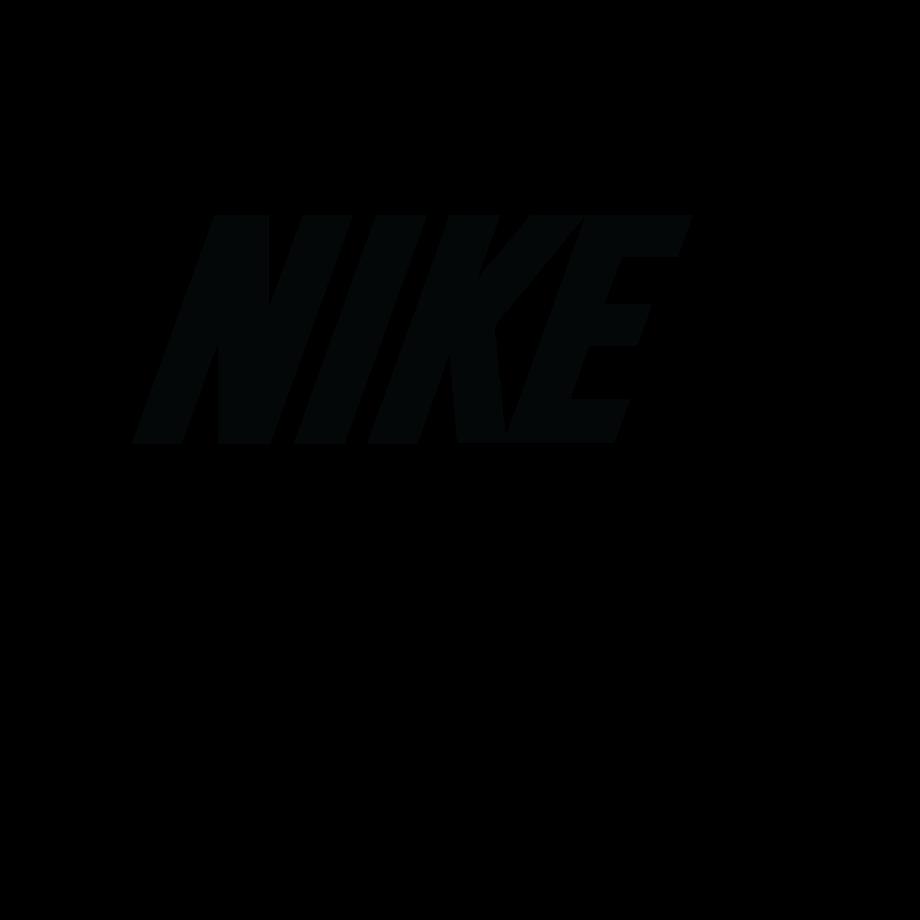 Download High Quality nike swoosh logo black Transparent ...