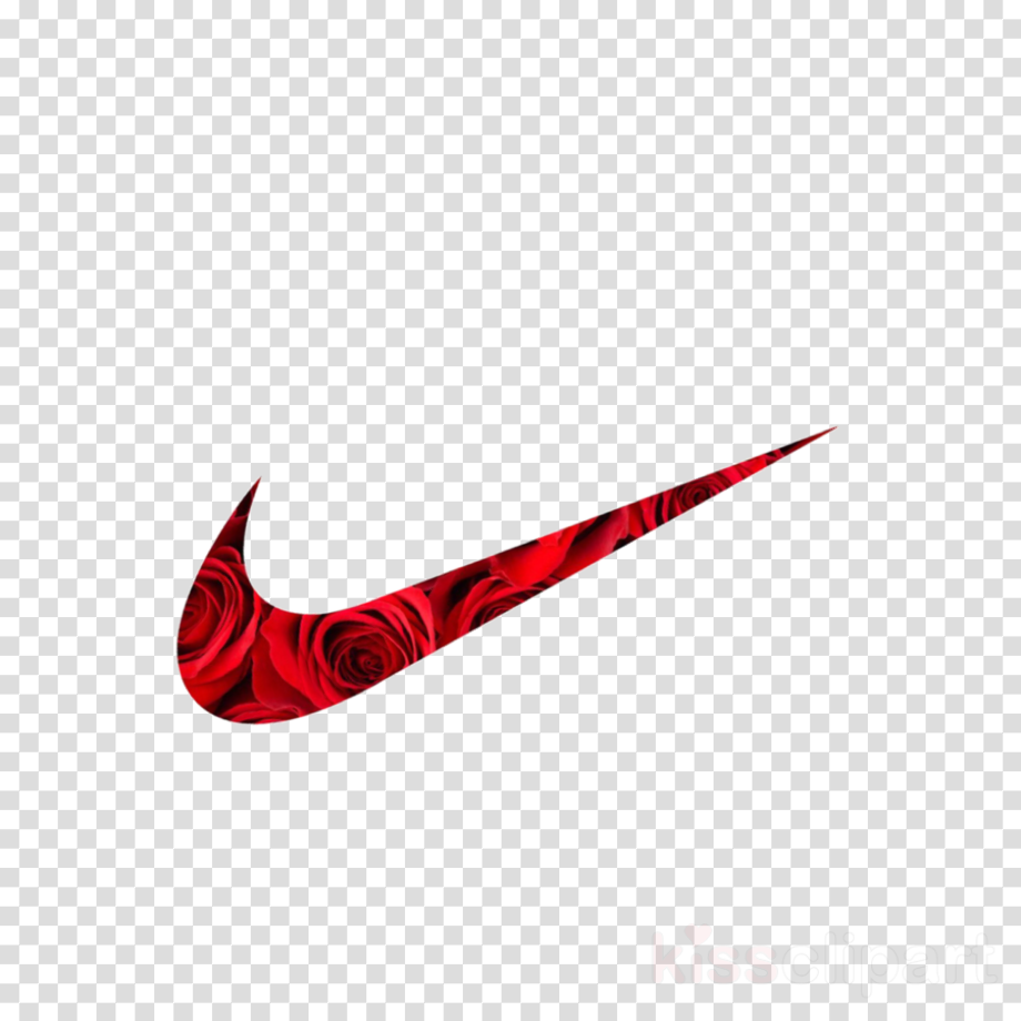 Download High Quality nike swoosh logo red Transparent PNG ...