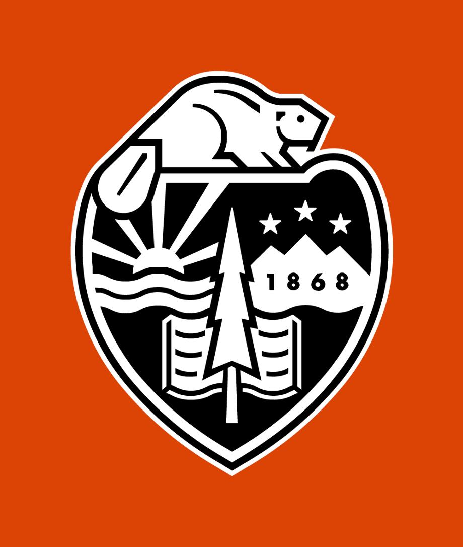 Oregon logo symbol new