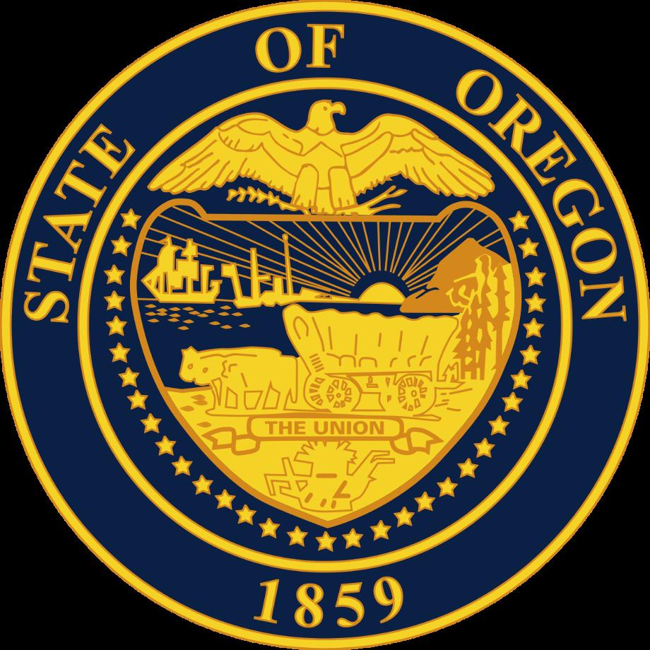 Oregon logo symbol seal